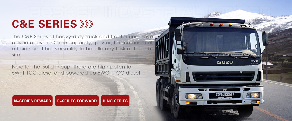 China best Isuzu CXZ Parts on sales