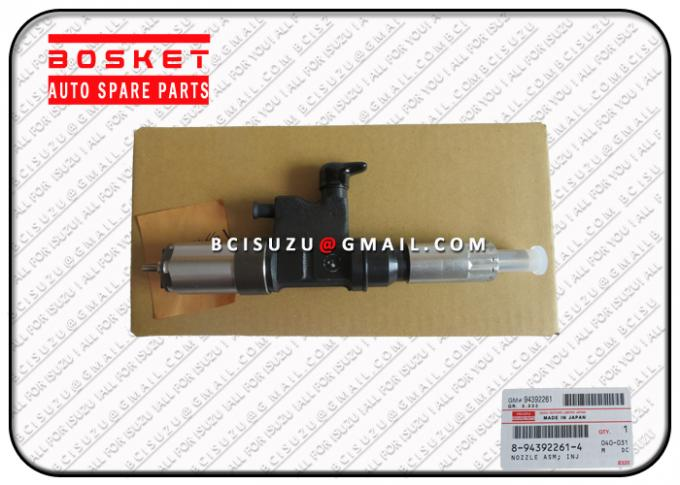 Japanese Auto Parts 8943922614 Nozzle Asm Injector For ISUZU FRR 6HK1 Engine