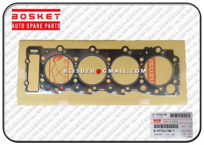 Isuzu NPR 4HE1 Truck Engine Parts 8973541981 Cyliner Head Gasket