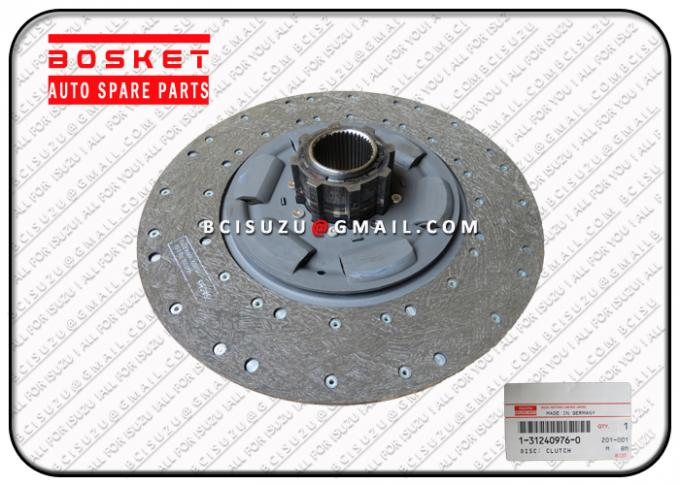 Isuzu EXZ51K 6WF1 Disc Clutch 1312409760 1-31240976-0 Japan Original