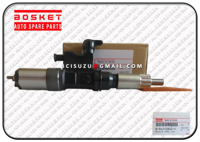 095000-0166 Nozzle Injector For Isuzu FRR Parts 6HK1 Engine 8943928624 8-94392862-4