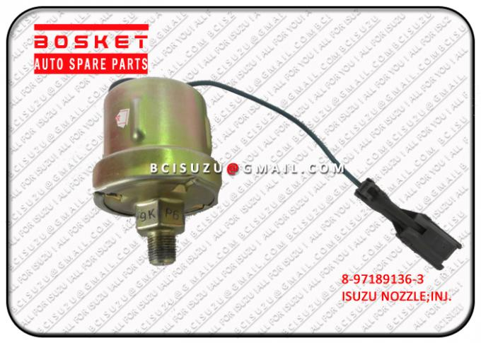 8-97033290-0 8970332900 Isuzu D-MAX Parts Oil Pressure Sensor For ISUZU UBS25 6VD1