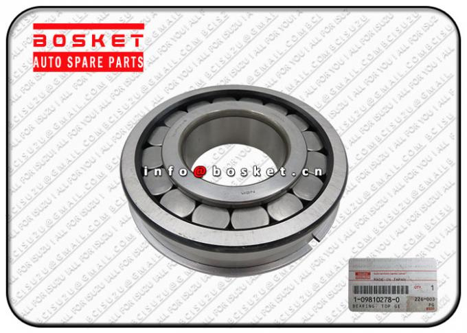 JAPAN ISUZU CVZ CXZ CYZ EXZ51K 6WF1 1-09810278-0 1098102780 Top Gear Shaft Bearing