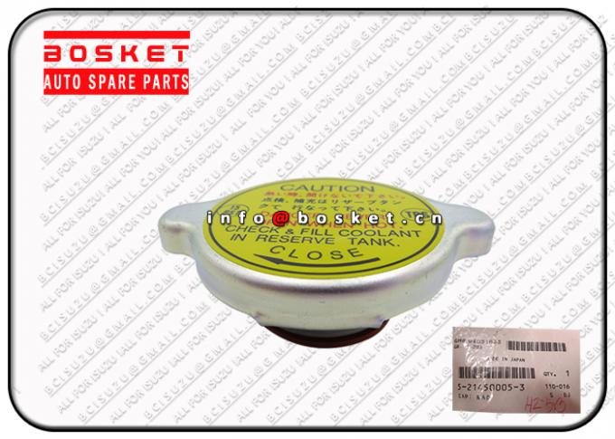 Orginal Isuzu Replacement Radiator Caps NHR54 4JA1 5-21450005-3 8-97239187-0 5214500053 8972391870