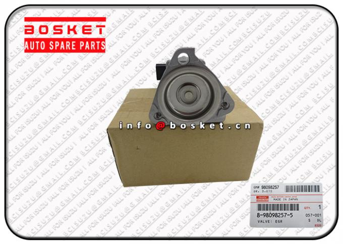 JAPAN ISUZU Exhaust Gas Recirculation Valve FCR NPR75 4HK1 8-98098257-2 8980982572