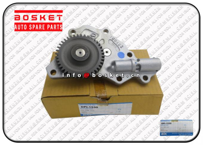 8-98053777-0 8-98145153-0 8980537770 8981451530 Oil Pump Assembly for ISUZU XD 4JJ1T