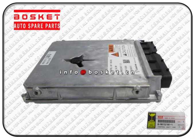 8-98152181-1 8981521811 Japanese Truck Parts Engine Control Unit for ISUZU XE 6WG1