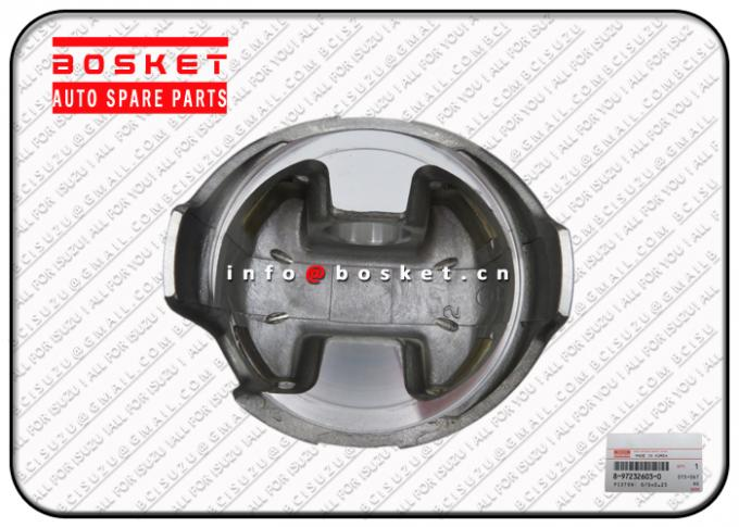 8972326030 8-97232603-0 Isuzu Auto Parts  Oversize Piston Suitable for ISUZU XD