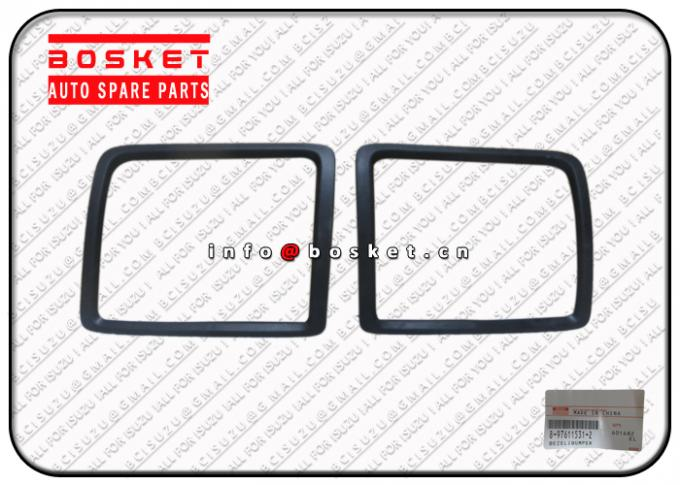 8976115312 8-97611531-2 Isuzu FVR Parts Bumper Bezel Suitable for ISUZU VC46 6UZ1