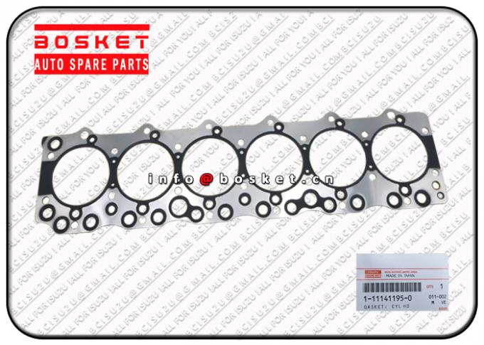1111411951 1-11141195-1 Cylinder Head Gasket  Suitable for ISUZU FSR113 6BD1