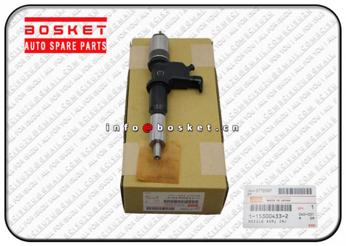 1-15300433-2 1153004332 Injection Nozzle Assembly Suitable for ISUZU