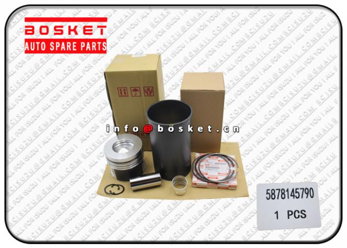 Engine Cylinder Liner Set Suitable for ISUZU 4HK1 5-87814579-0 5878145790