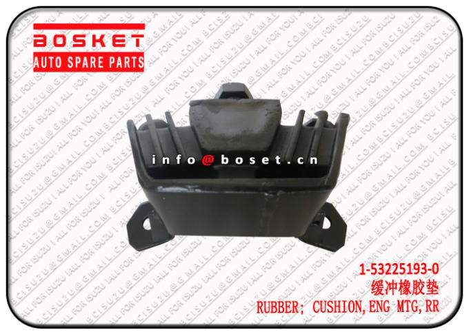 Isuzu FVR FTR truck spare parts 1-53225193-0 1532251930 Rear Engine Mounting Cushion Rubber