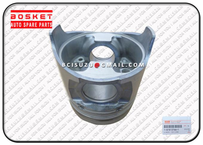 ISUZU XD 4HK1 6HK1 Original Auto Parts Engine Cylinder Liner Set 1878137661 1-87813766-1