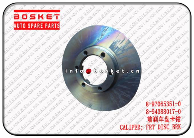 8-97065351-0 8-94388017-0 8970653510 8943880170 Front Disc Brake Caliper Suitable For ISUZU TFR