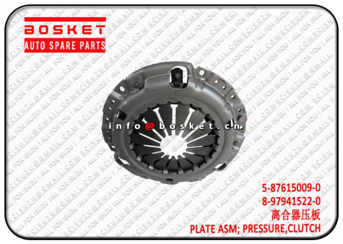 5-87615009-0 8-97941522-0 5876150090 8979415220 Clutch Pressure Plate Assembly Suitable For ISUZU D-MAX TFR 4JH1