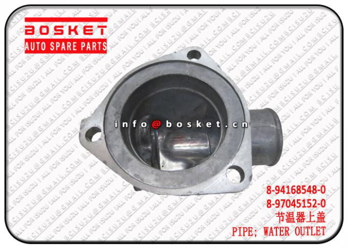 ISUZU NPR  Parts 4BC2 Water Outlet Pipe  8-94168548-0 8-97045152-0 8941685480 8970451520