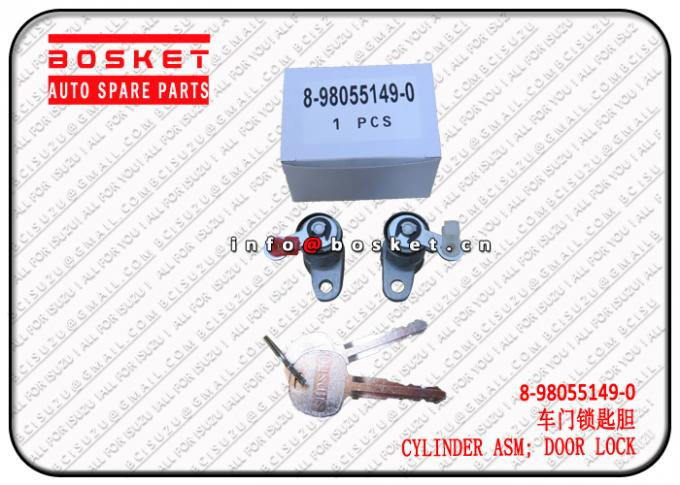 8-98055149-0 8980551490 Door Lock Cylinder Assembly Suitable For ISUZU NMR 700P