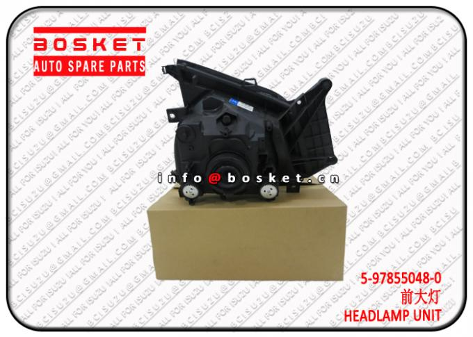 5-97855048-0 5978550480 Headlamp Unit Suitable For ISUZU 600P