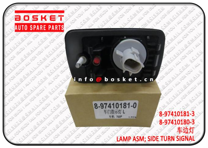 8-97410181-3 8-97410180-3 8974101813 8974101803 Side Turn Signal Lamp Assembly Suitable For ISUZU 700P