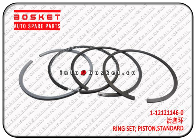 1-12121146-0 1121211460 Standard Piston Ring Set Suitable for ISUZU ZX200 6BG1T