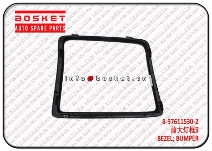 8-97611530-2 8976115302 Isuzu CXZ Parts Bumper Bezel Suitable for ISUZU VC46