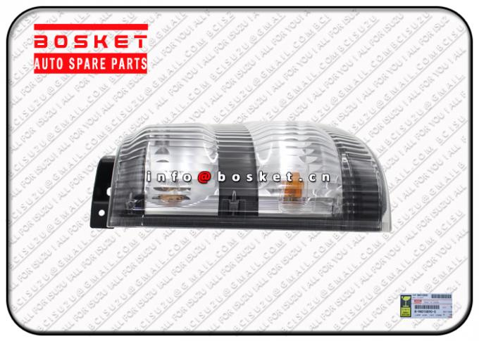 8980108901 8-98010890-1 Front Combination Lamp Assembly For ISUZU 600P