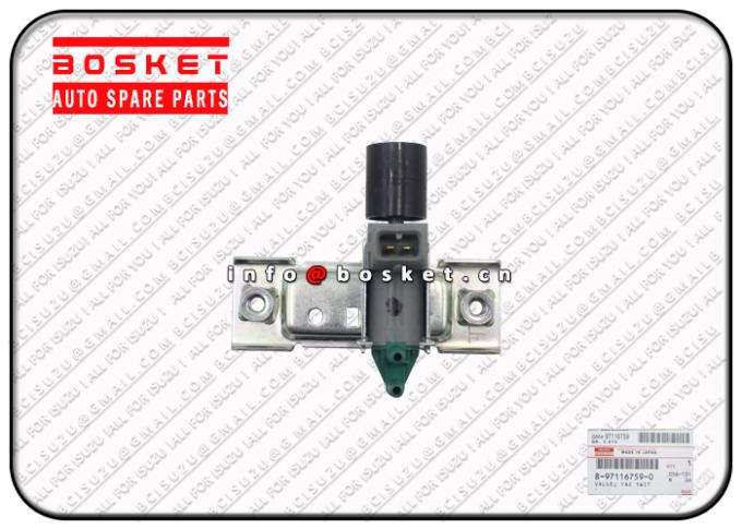 8-97116759-0 8971167590 Isuzu Engine Parts Vacuum Switching Valve For 4HF1 NKR NMR