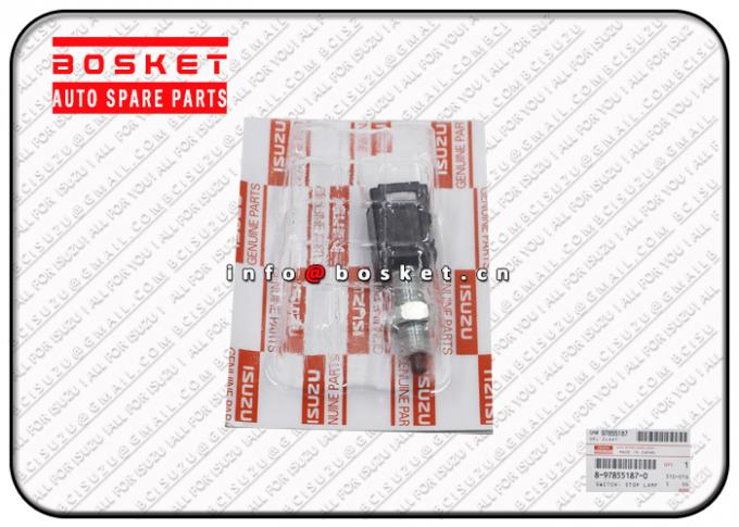 NQR71 75 NKR5 Isuzu Brake Parts 8-97855187-0 8978551870 Stop Lamp Switch
