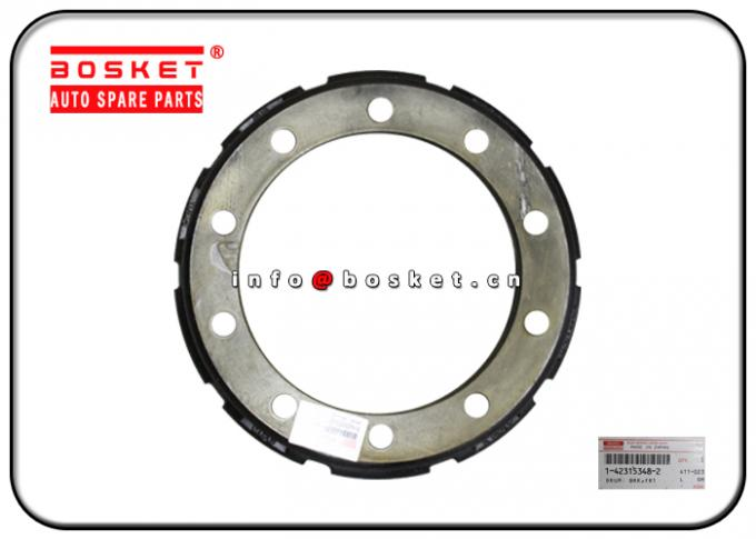 Front Brake Drum Truck Chassis Parts 1-42315348-2 1423153482 For ISUZU FVR FVZ