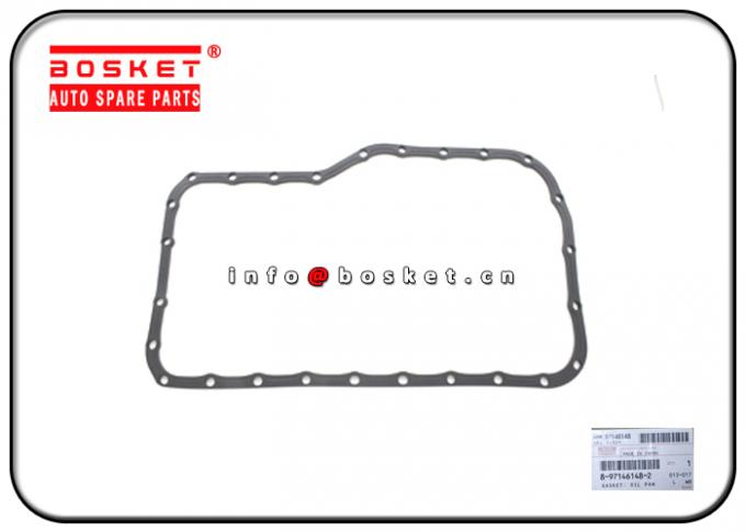 8-97146148-2 8971461482 Isuzu Engine Parts Oil Pan Gasket For 4HG1 NPR66 0