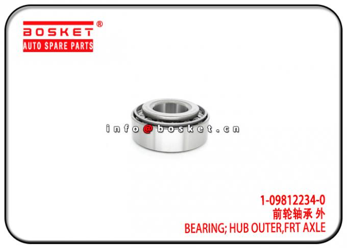 Front Axle Hub Outer Bearing For ISUZU 6WF1 10PE1 CVZ 1-09812234-0 1-09812085-0 HH506349 1098122340 1098120850