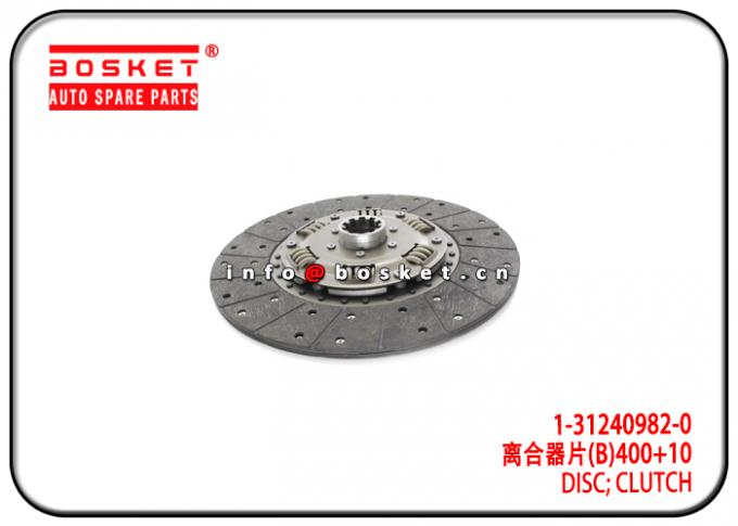 Clutch Disc For ISUZU 6WF1 MJT7S CYZ 1-31240982-0 1-31260039-1 1312409820 1312600391
