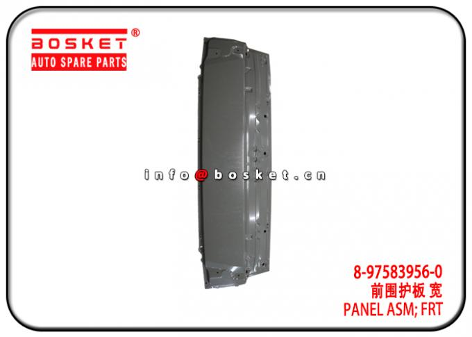 4KH1 600P Isuzu NPR Parts 8-97583956-0 3-53001861-1 8975839560 3530018611 Front Panel Assembly
