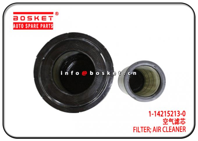 Air Cleaner Filter For ISUZU 6WG1 CXZ51 1-14215213-0 1-14215220-0 1-87610166-0 1142152130 1142152200 187610166