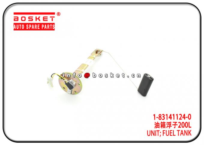 1-83141124-0 1831411240 Fuel Tank Unit For ISUZU 10PE1 CXZ81K