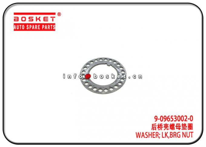 4HK1 NKR NPR 700P Isuzu NPR Parts Bearing Nut Lock Washer 9-09653002-0 9096530020