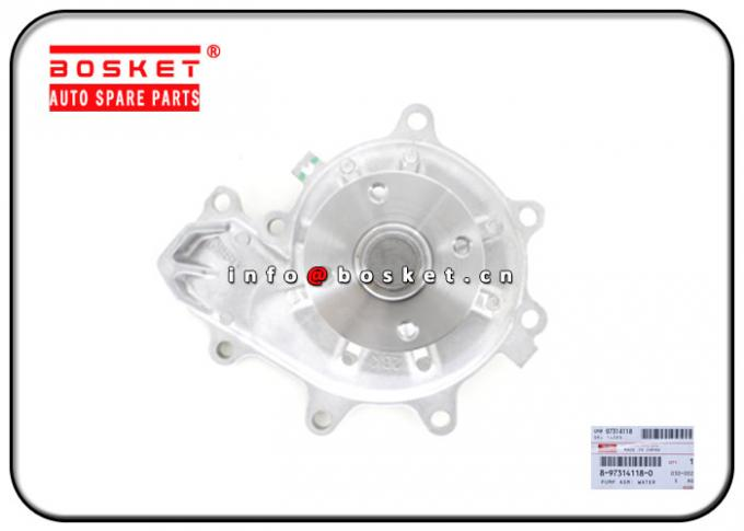 ISUZU 4HE1 NQR70 Water Pump Assembly 8-97314118-0 5-87610093-BVP 8973141180 587610093BVP