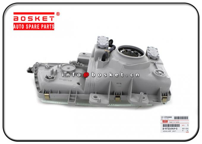 ISUZU NKR 8-97324949-0 8973249490 Headlamp Unit