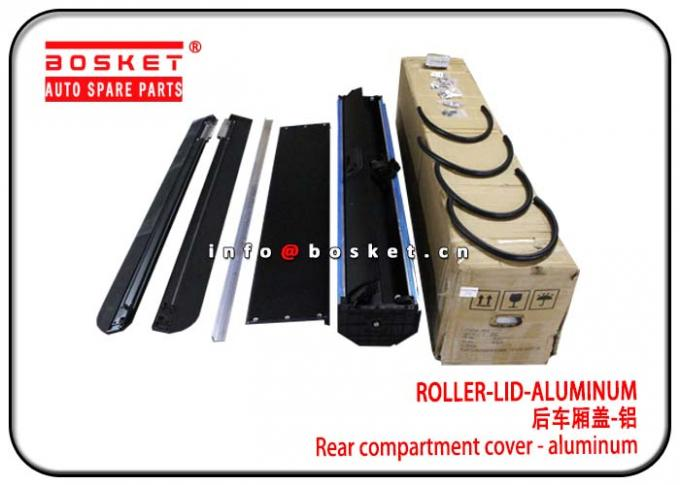 Durable Isuzu D-MAX Parts2013-2020 Aluminum Roller Lid Rear Compartment Cover