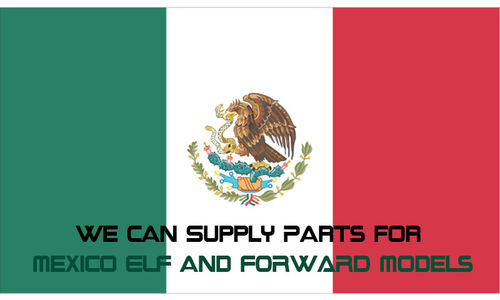 china latest news about We Can Supply Parts for Mexico ELF and FORWARD Models