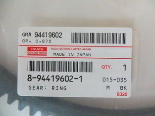 China 8944196021 8-94419602-1 Japanese Truck Parts Isuzu NKR77 4JH1 Ring Gear factory