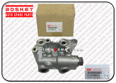 1.8KG 050-045 Oil Port Cover Isuzu NPR Parts 8973638403 8-97363840-3