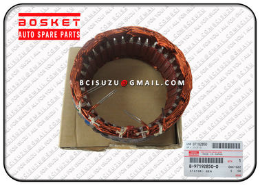 Generator Stator Isuzu Engine Parts Isuzu Trucks Parts 8971928500 8-97192850-0