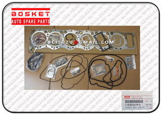 1878124192 1-87812419-2 Isuzu Engine Parts  Engine Head To Overhaul Gasket Set For ISUZU CYZ51K 6WF1