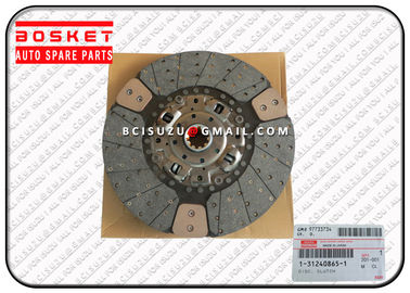 China 6WF11312408651 Japanese Truck Parts Clutch Disc 8.5KG  HITACHI factory