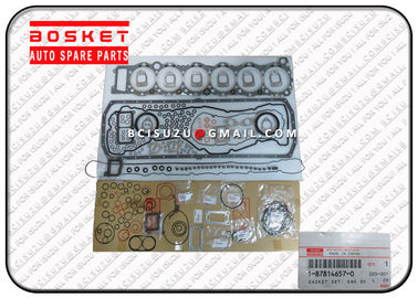 China 5KG Japanese Truck Parts 1878146570 Engine Overhaul Gasket Set 1878138110 factory