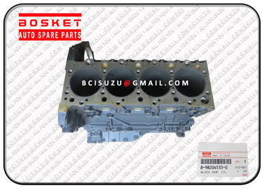 NPR70 4HG1 Block Asm Cylinder Isuzu Engine Parts 8971918467 125.1KG