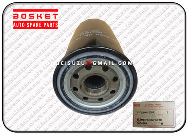 Original Isuzu Filters 1132401632 1-13240163-2 Oil Filter Partial Cartridge 1132401040 1-13240104-0 For ISUZU 6SA1 6HE1