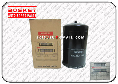 China Japanese Auto Parts 8943910491 8-94391049-1 Oil Filter Element For ISUZU FVR34 6HK1 supplier